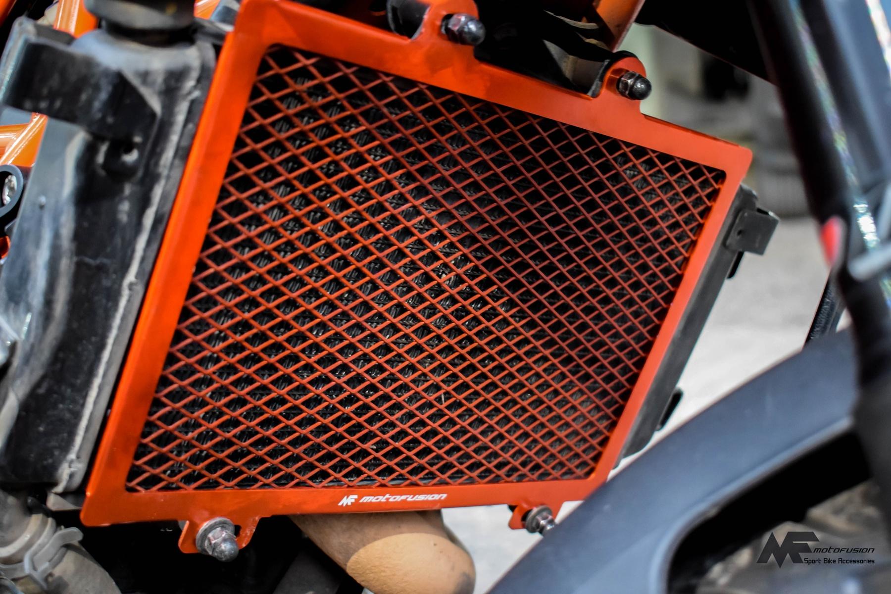 Radiator Guard (Aluminum) for KTM Duke 200