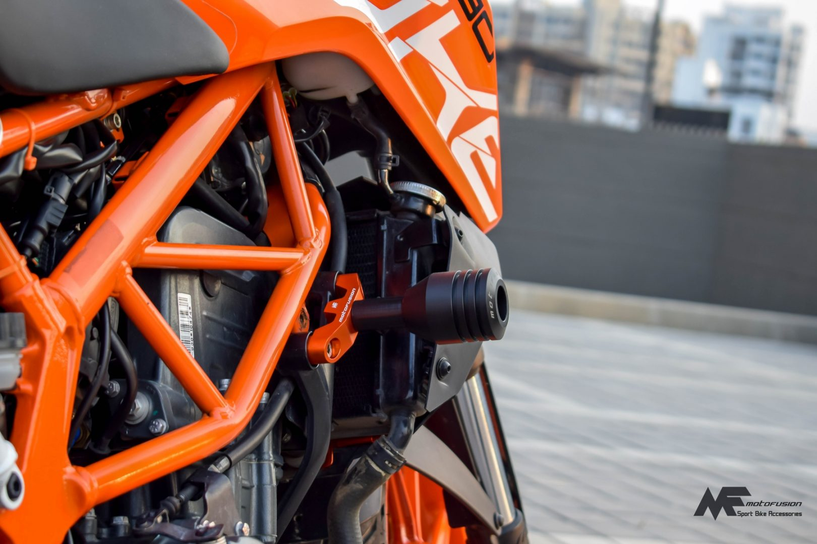 Ktm Duke Sliders
