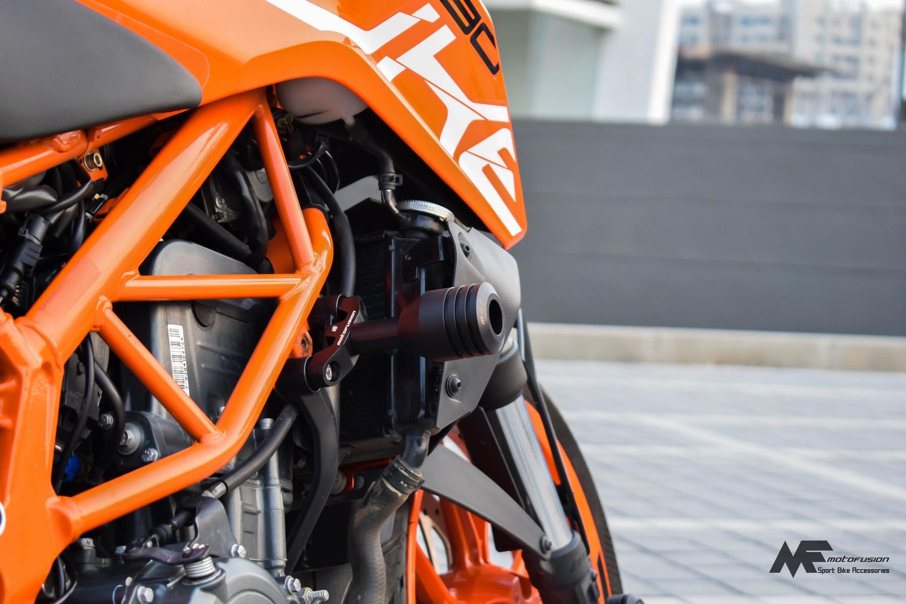 Frame Sliders- KTM Duke 200/250/390 | Motofusion