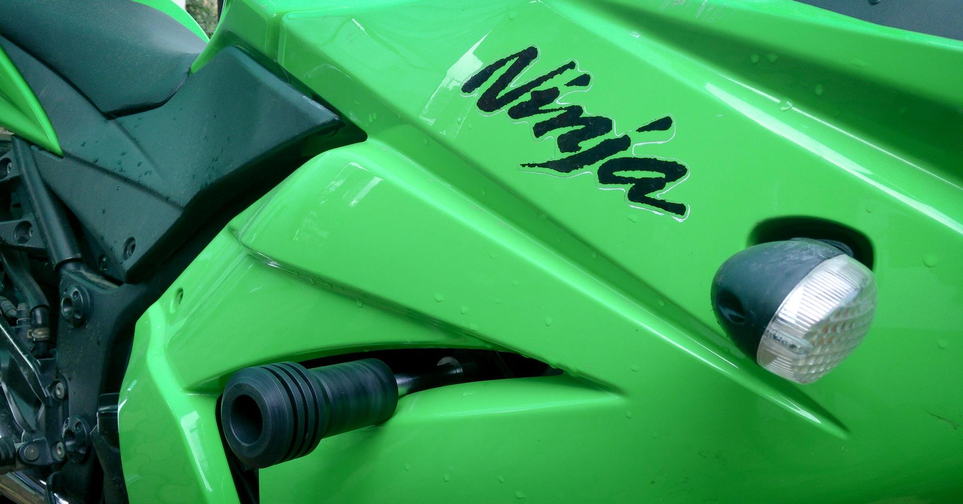 Frame Sliders Kawasaki Ninja 250 Motofusion Slider All New Cbr 150 R