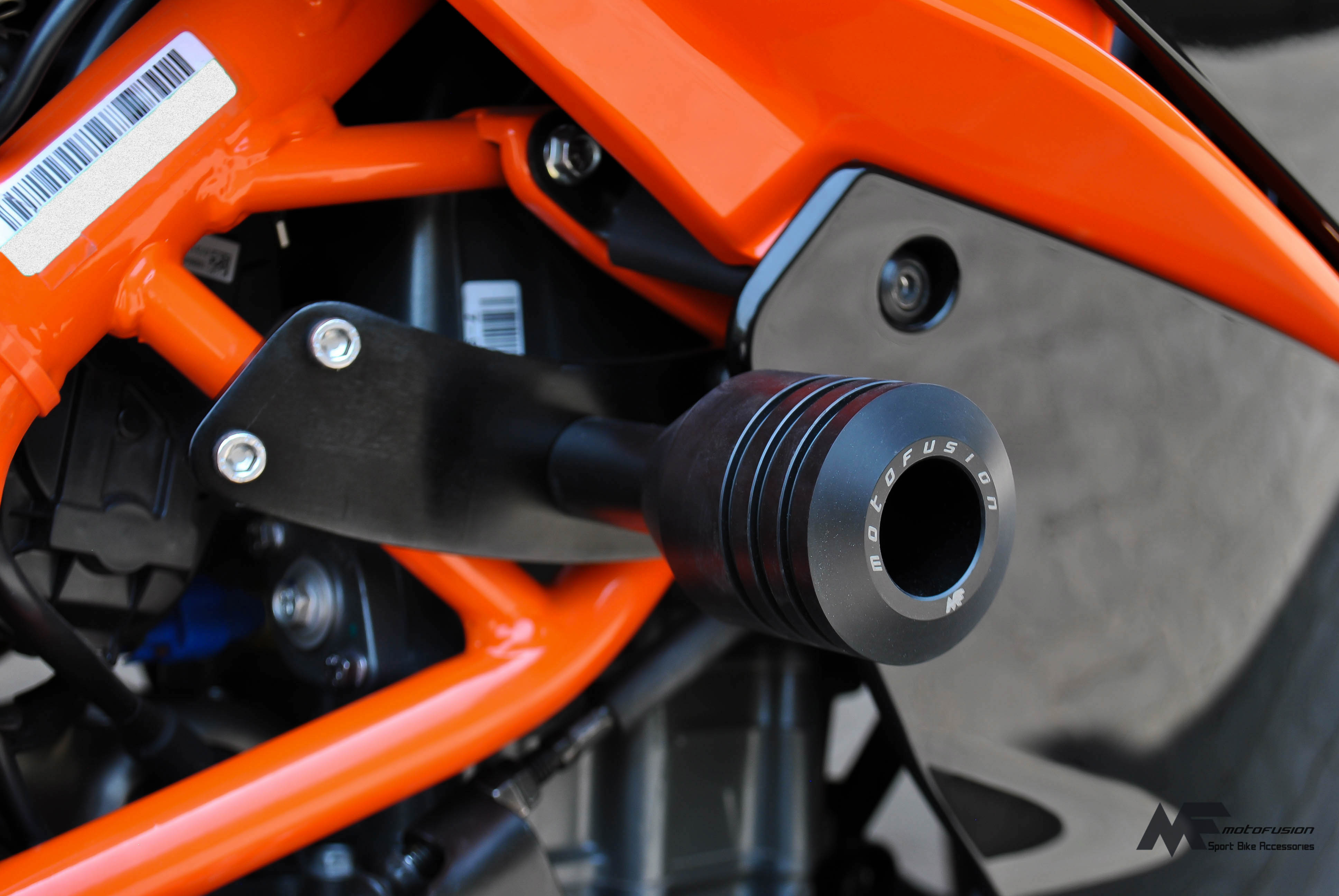 Frame Sliders for KTM RC 200/390