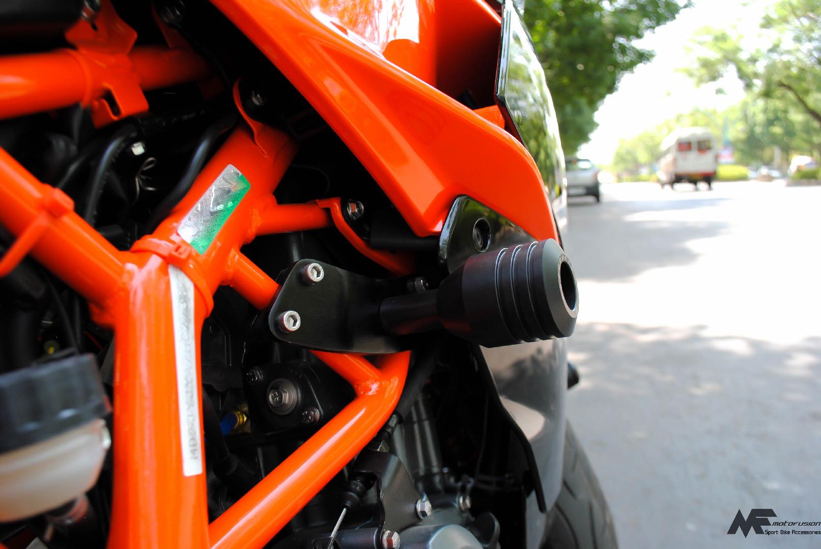 Frame Sliders for KTM RC 200/390