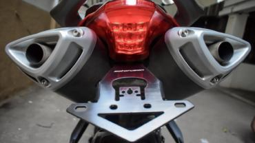 Tail Tidy for Yamaha YZF R15 V3 0 | Motofusion