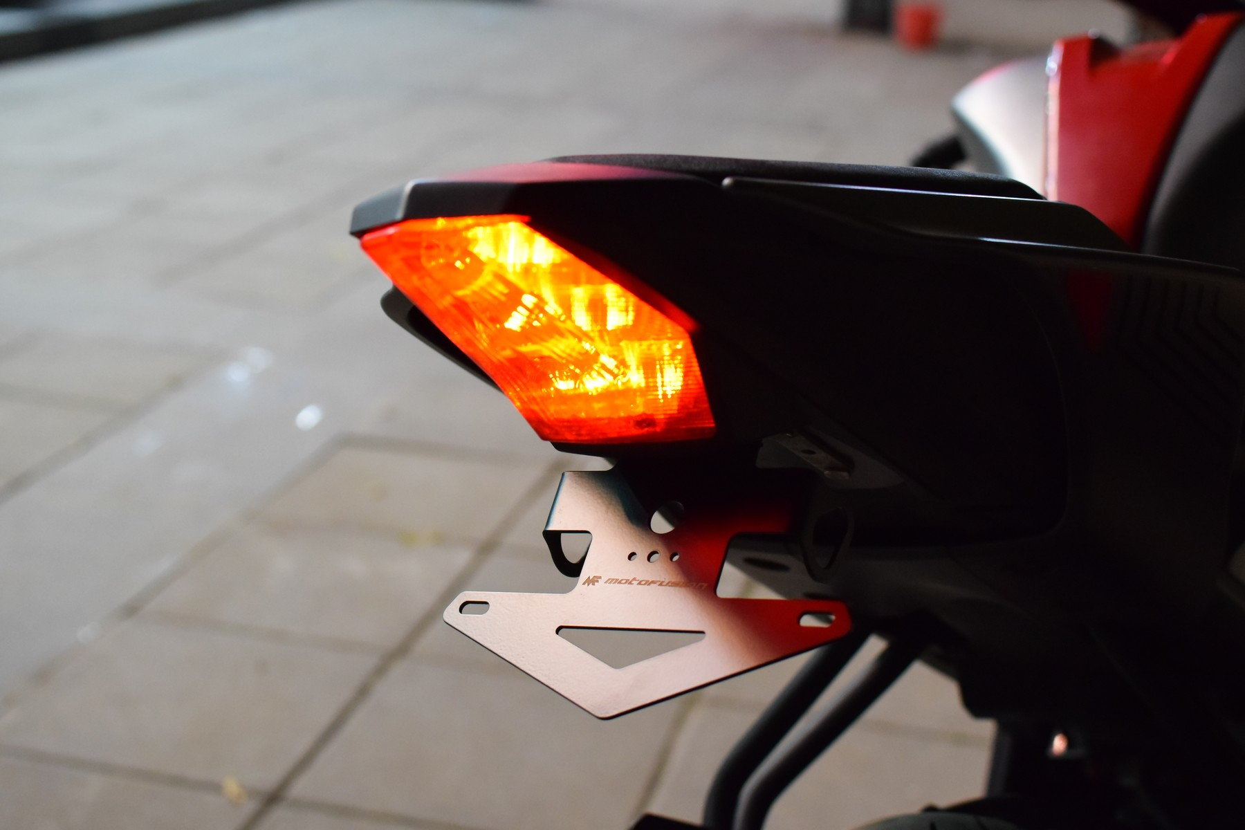 Tail Tidy for Yamaha YZF-R15 V3